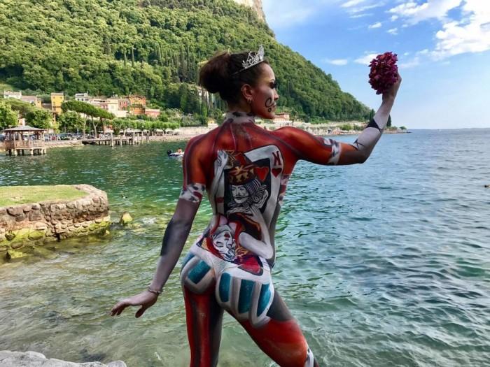 ITALIAN BODYPAINTING FESTIVAL 2017